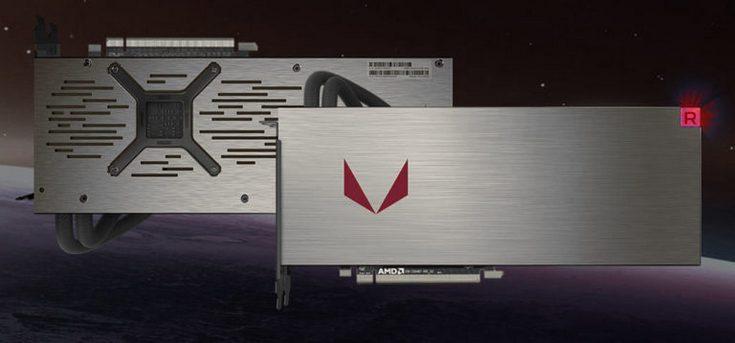 Radeon RX Vega будет существовать в трёх версиях