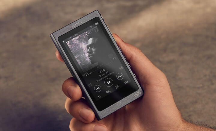 Sony выпустит три новых плеера Walkman в этом году