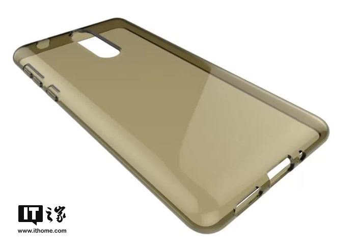 Чехол смартфон Nokia 9 подтверждает наличие сдвоенной вертикальной камеры