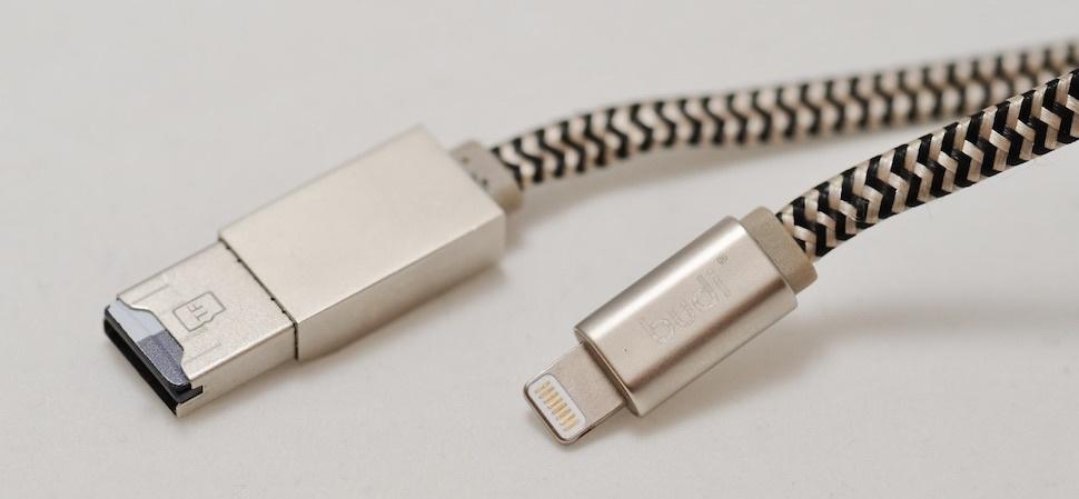 Флешка, кабель и кардридер: сравниваем три внешних накопителя для iPhone и iPad - 13