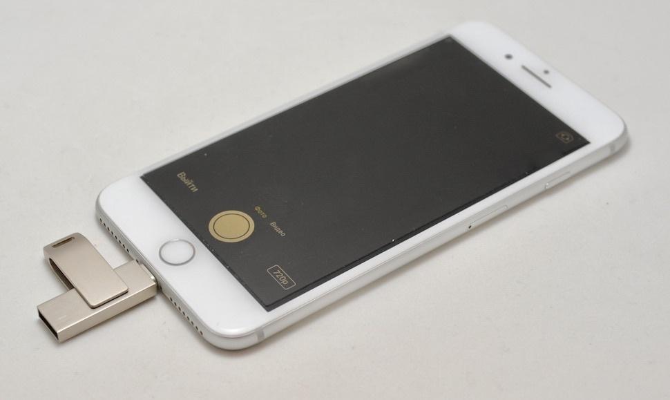 Флешка, кабель и кардридер: сравниваем три внешних накопителя для iPhone и iPad - 3