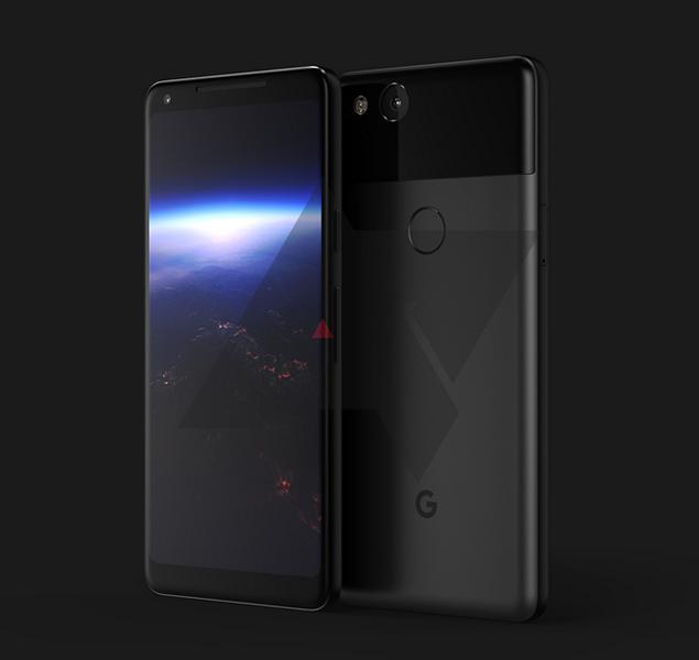 Google Pixel XL2 будет сильно отличаться от предшественника