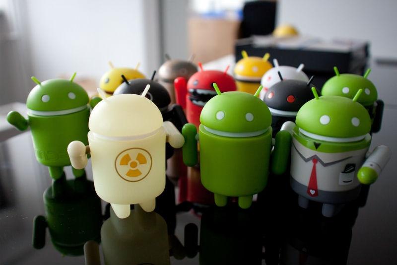 Проблемы безопасности Android-приложений: классификация и анализ - 1