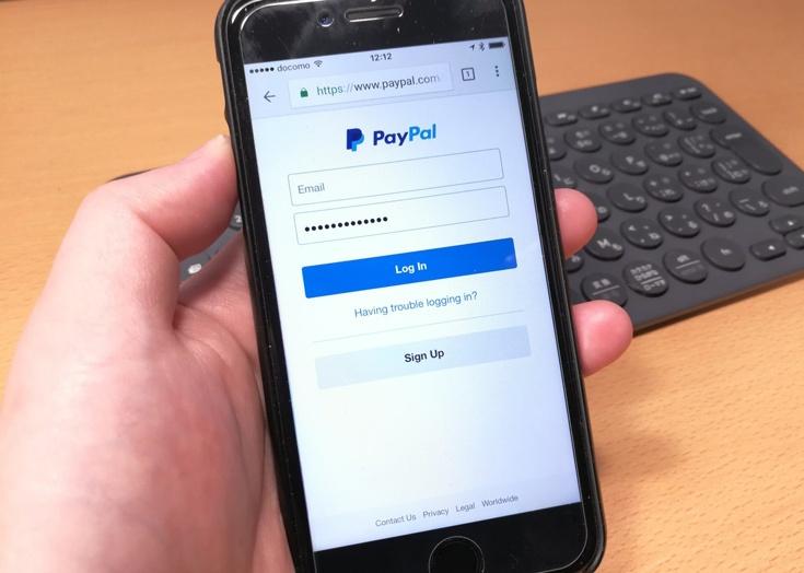 В Apple iTunes появилась возможность оплаты с помощью PayPal