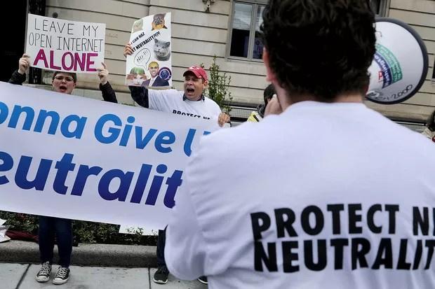 В США начинается акция за сохранение сетевого нейтралитета - 1