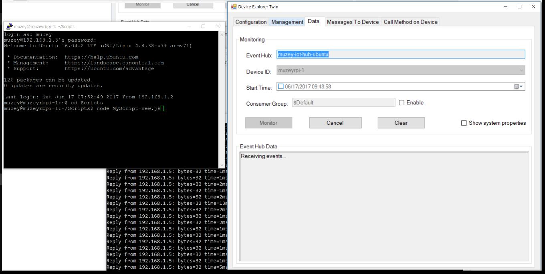 Заметки маркетолога: Как поставить Ubuntu на RPI и подключить к Azure IoT Hub - 33