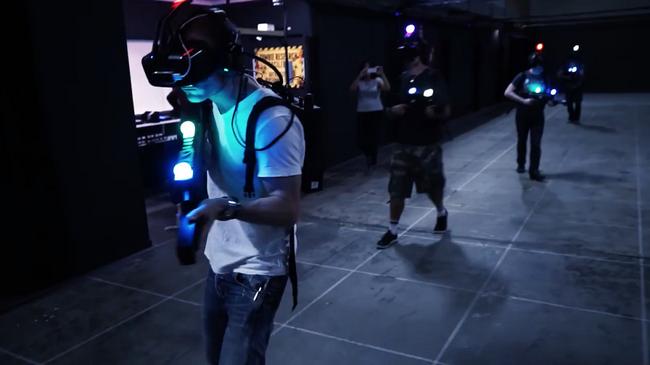 Аркадные автоматы помогают развиваться индустрии VR