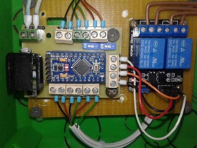 Автоматическое освещение комнаты на базе контроллера Аrduino - 10