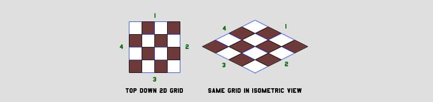Как создаются изометрические миры - 5