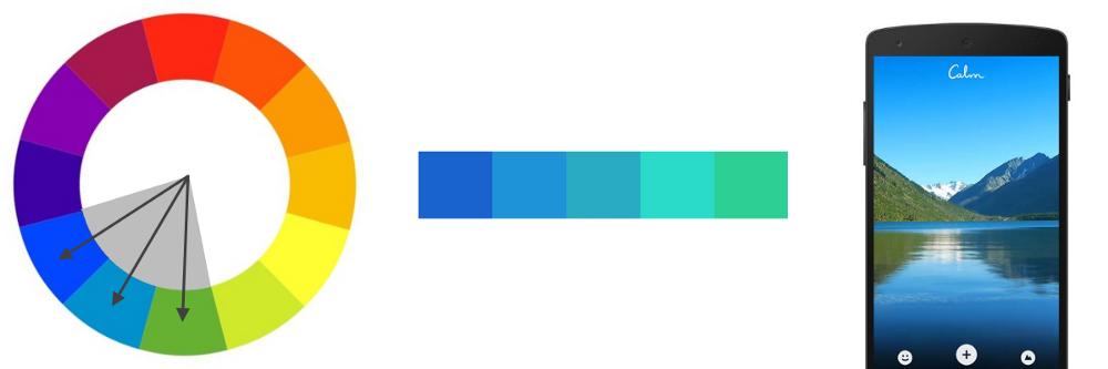 Красный, белый, голубой: восемь правил подбора цветовой палитры, которые должны знать все - 5