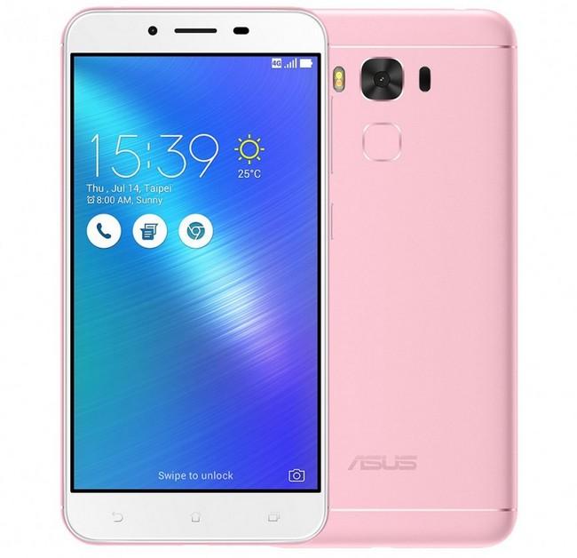 Массовые поставки смартфонов Asus Zenfone 4 начнутся в августе