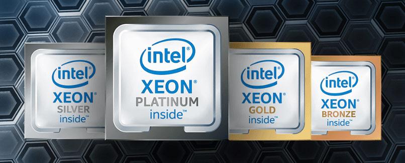 Процессоры Intel Xeon Scalable — новые имена и новые модели - 1