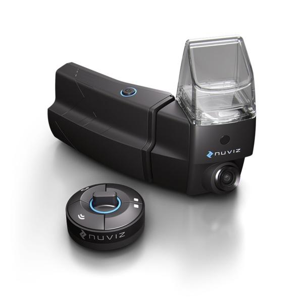 В дисплей Nuviz встроена камера