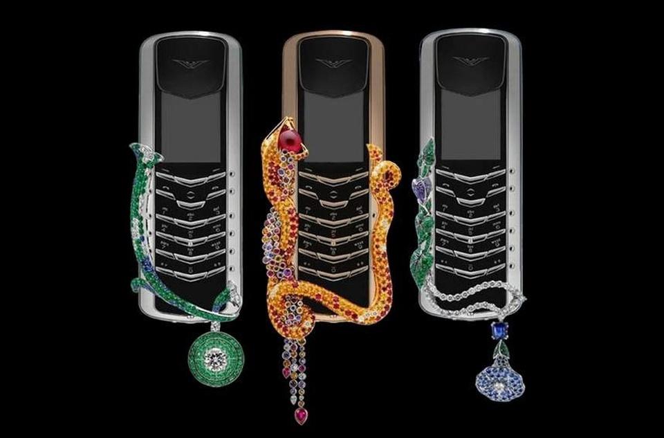 Vertu закрывает производство телефонов - 2