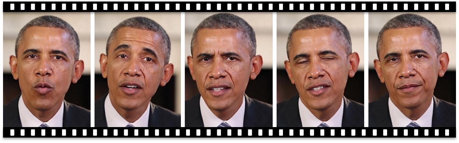 Нейросеть сделала фальшивого Обаму - 3