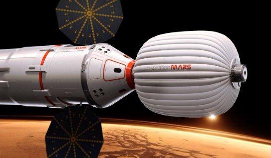 В НАСА признались, что для колонизации Марса не хватает денег