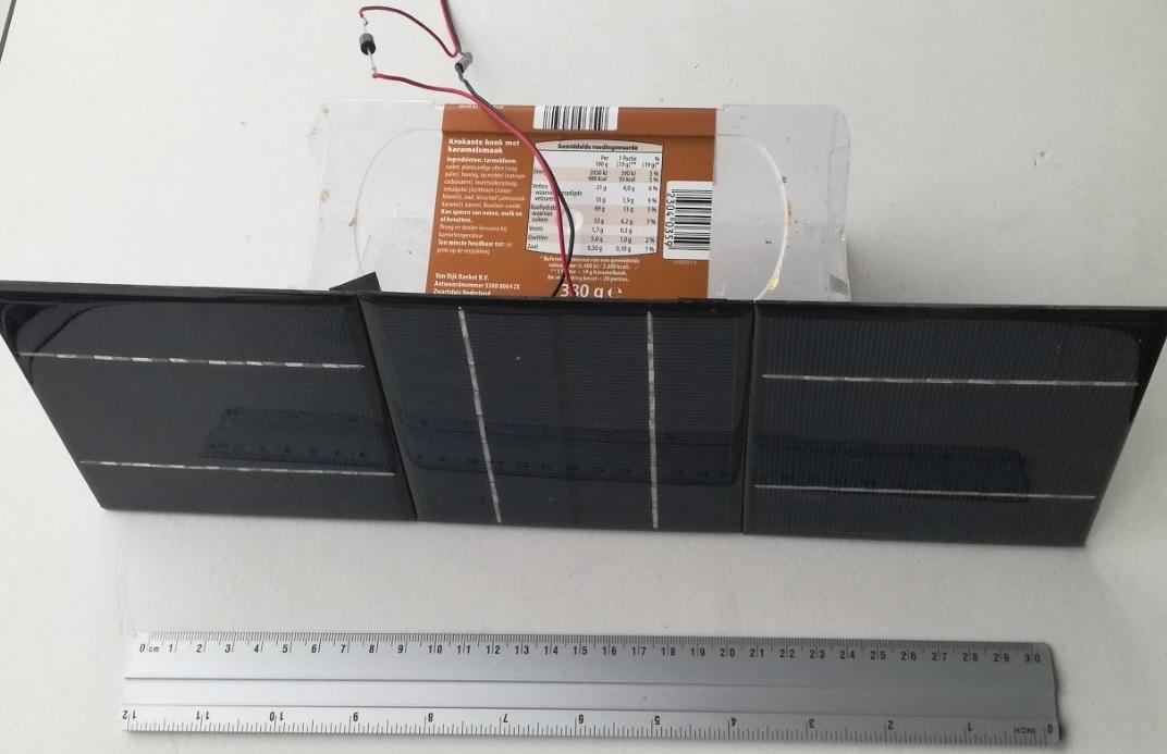 Free energy или как сделать ночник на ионисторах и солнечной батарее - 3