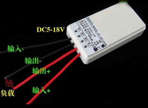 Free energy или как сделать ночник на ионисторах и солнечной батарее - 7