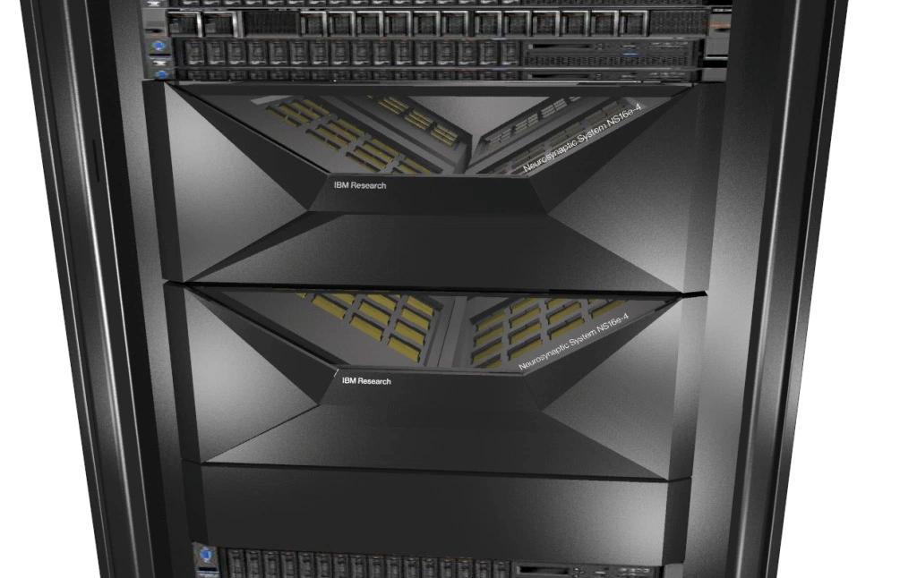 IBM и ВВС США разрабатывают нейроморфный суперкомпьютер нового поколения - 3