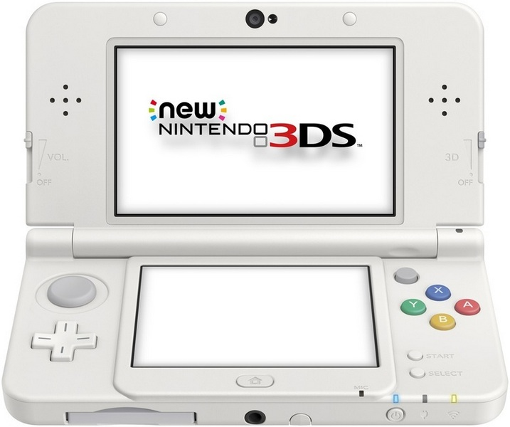 Консоль Nintendo New 3DS стала историей