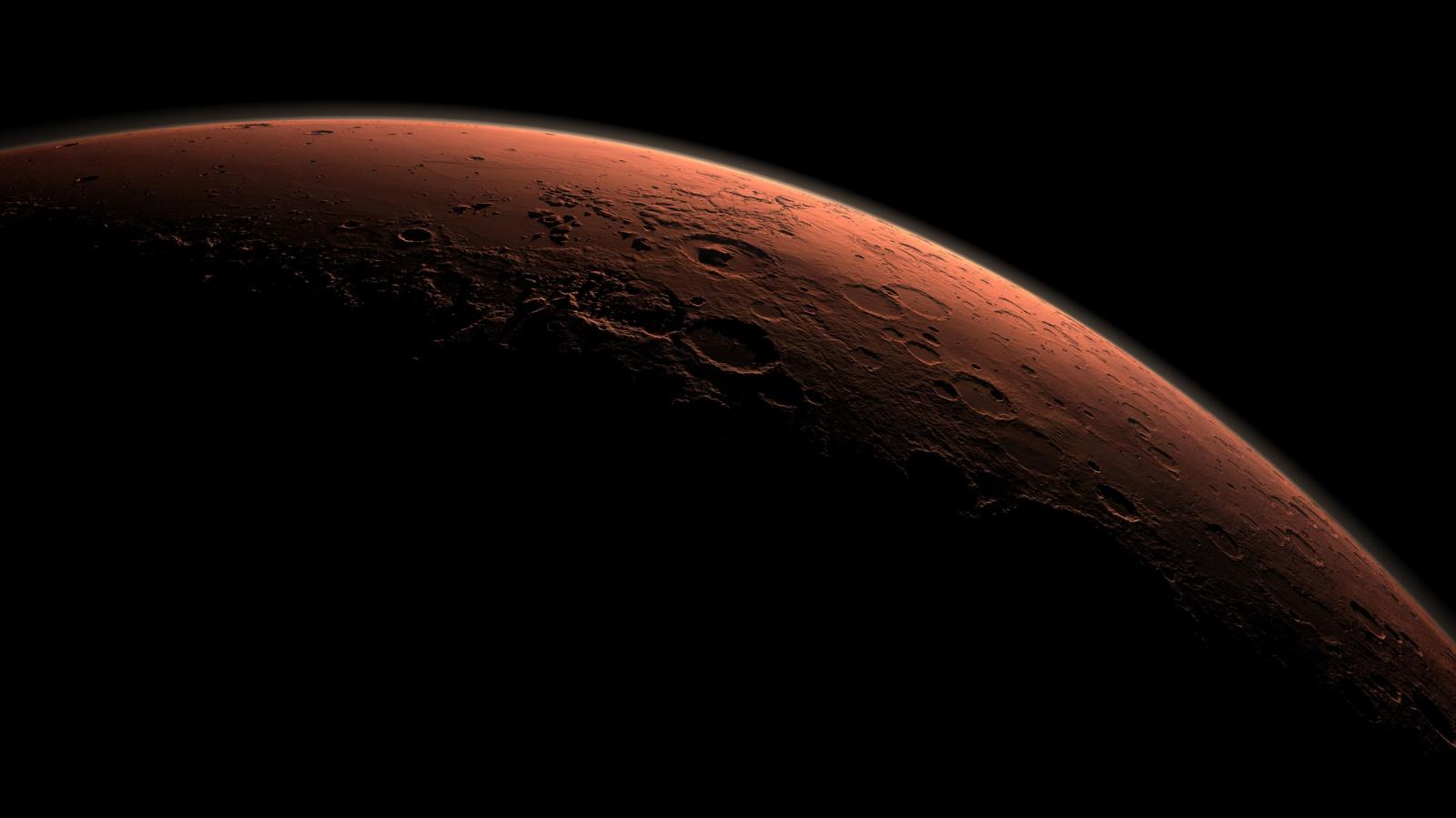 У НАСА нет денег на высадку людей на Марсе - 1