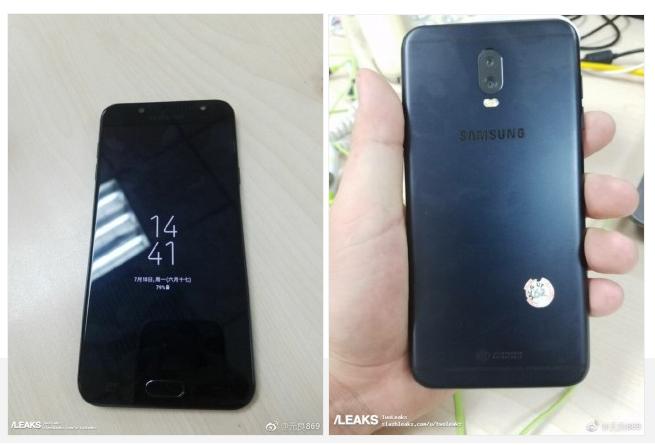 Samsung Galaxy J7 для китайского рынка выделяется сдвоенной камерой