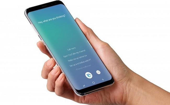 Запуск англоязычной версии Bixby Voice может состояться уже 18 июля - 1