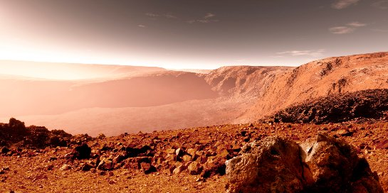Ученые рассказали, что жизнь на Марсе существовать просто не может из-за ряда факторов