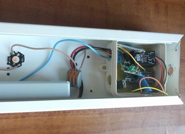 Умная фитолампа на Arduino - 4