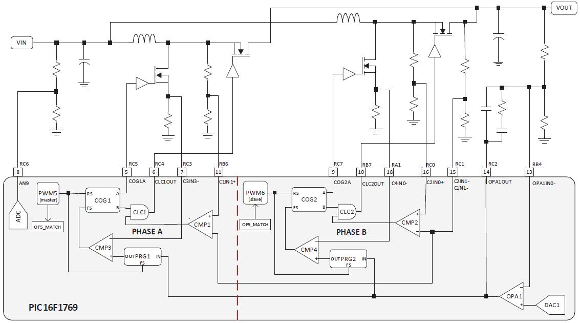 50 оттенков ПНЯ*. Микроконтроллеры в импульсных источниках питания. Часть 2 - 14