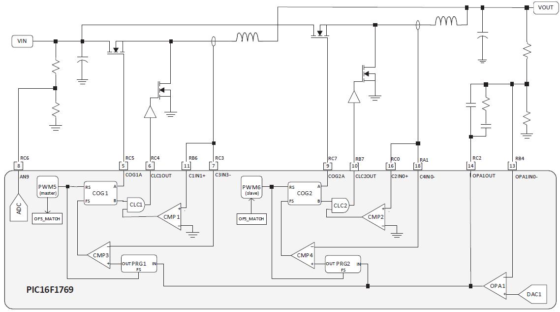 50 оттенков ПНЯ*. Микроконтроллеры в импульсных источниках питания. Часть 2 - 15