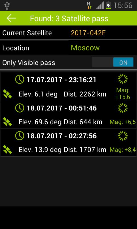 Мы нашли спутник МАЯК на орбите - 6