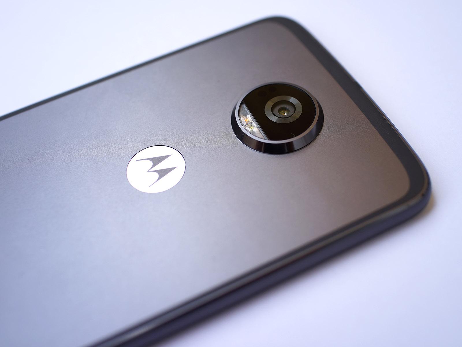 Обзор Moto Z2 Play: долгожданное обновление - 12