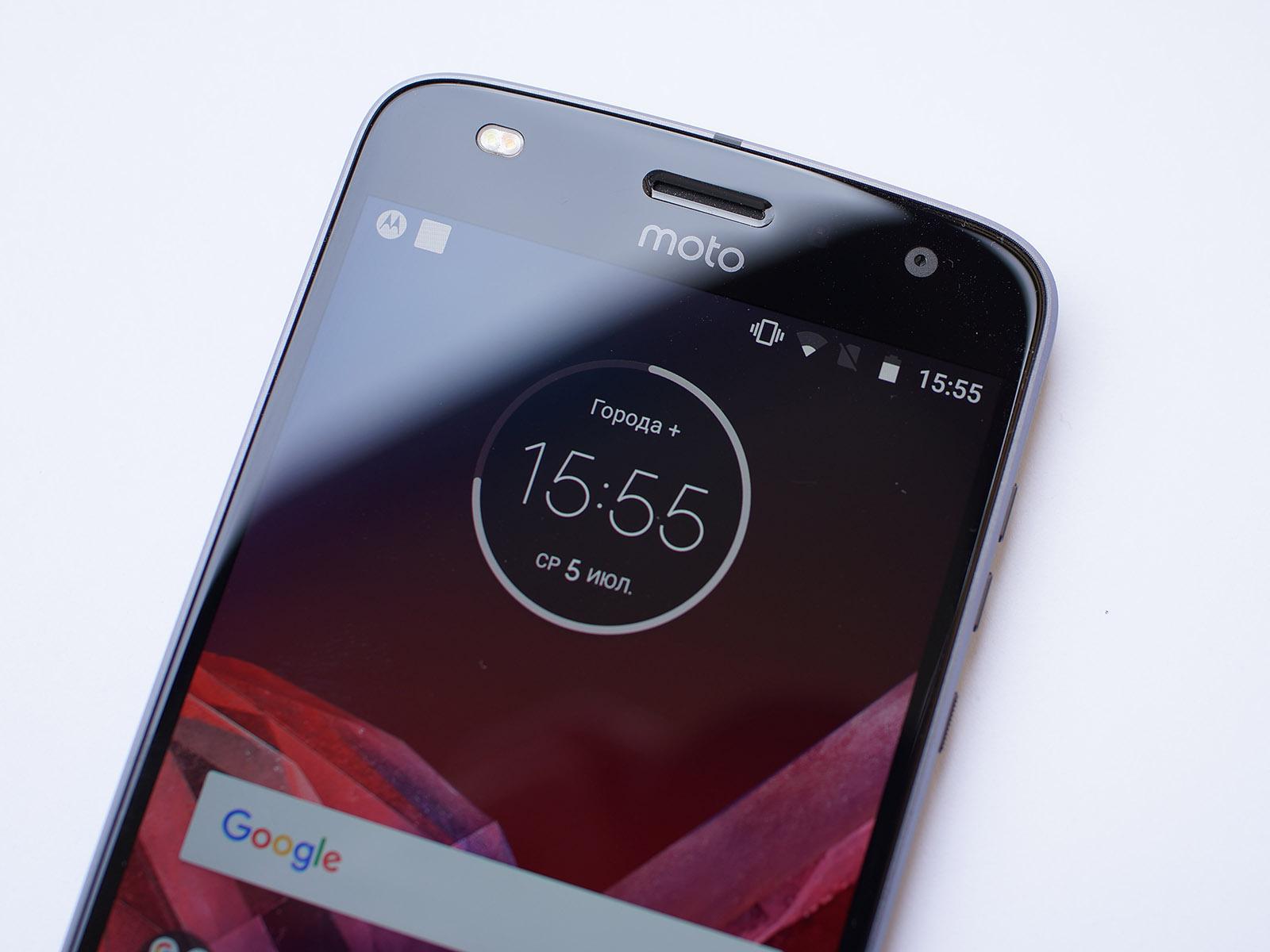 Обзор Moto Z2 Play: долгожданное обновление - 5