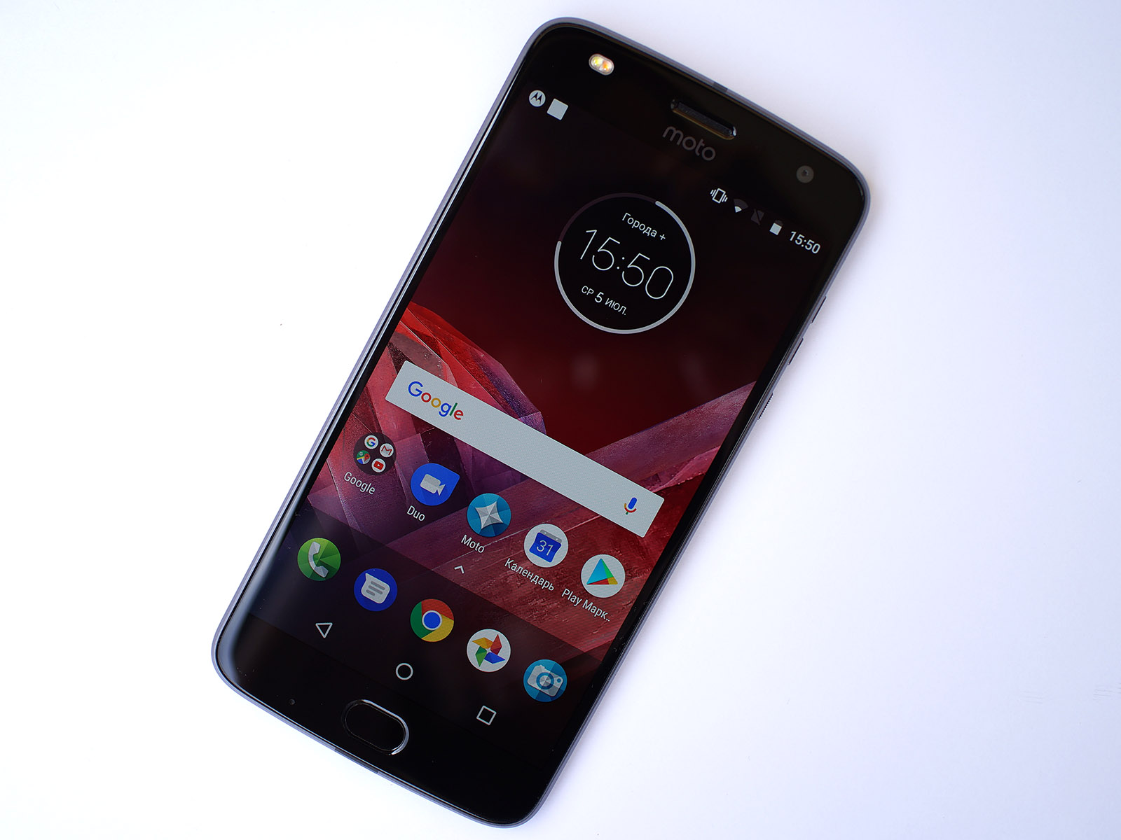 Обзор Moto Z2 Play: долгожданное обновление - 1