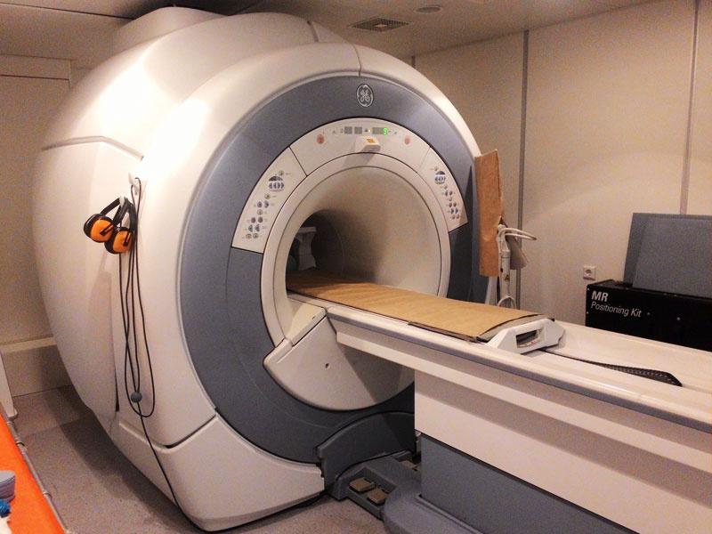 Разбираем магнитно-резонансный томограф - 2