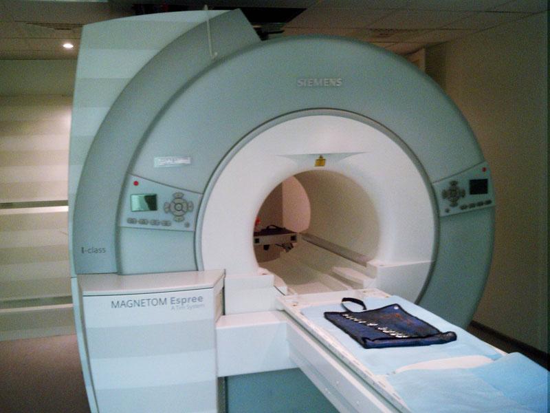 Разбираем магнитно-резонансный томограф - 9