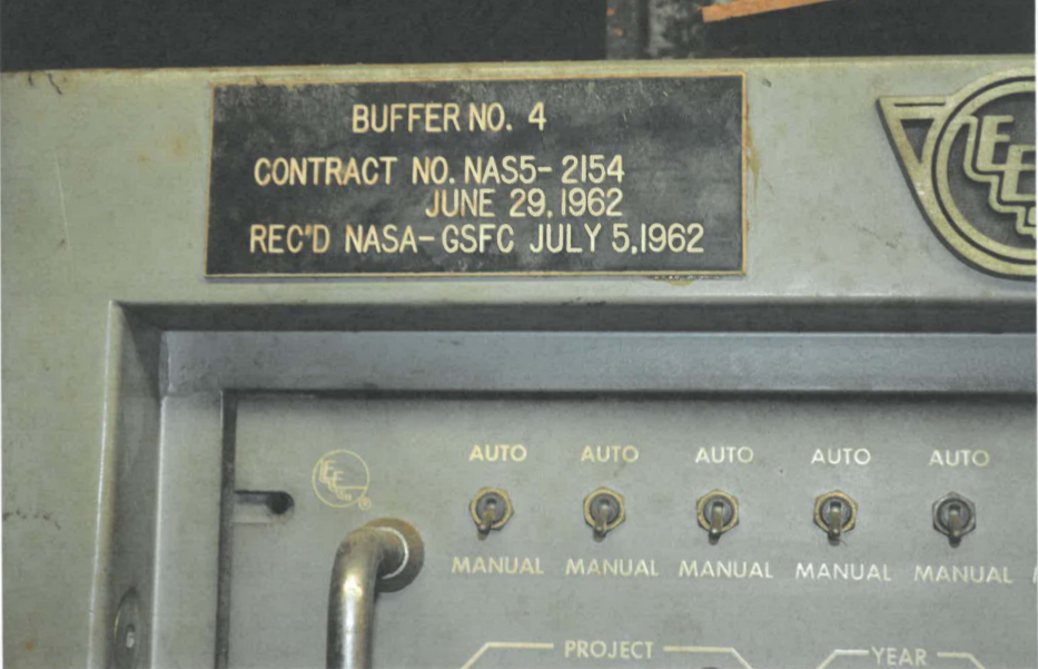 В подвале дома умершего сотрудника НАСА обнаружили ЭВМ эпохи «Пионеров» - 5