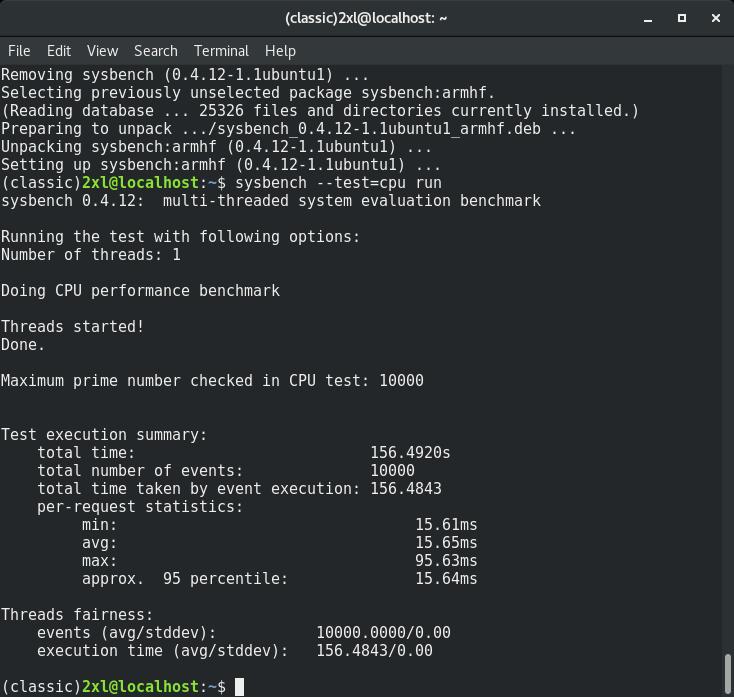 Raspberry Pi3 против DragonBoard. Отвечаем на критику - 3