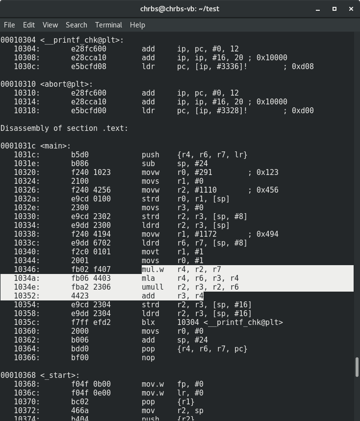 Raspberry Pi3 против DragonBoard. Отвечаем на критику - 5