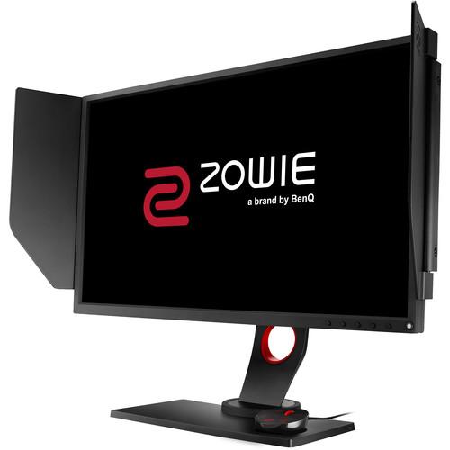 Основой Benq Zowie XL2546 служит жидкокристаллическая панель Full HD типа TN
