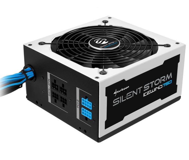 Цена зависит блоков питания Sharkoon SilentStorm Icewind от мощности и начинается примерно с 70 евро