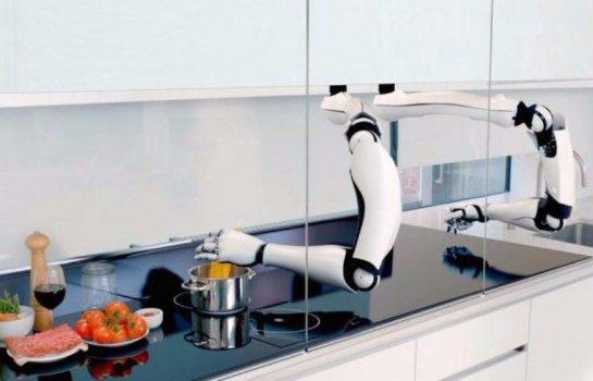 Уникальный робот-кулинар сделает все за вас