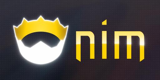 Логотип языка Nim