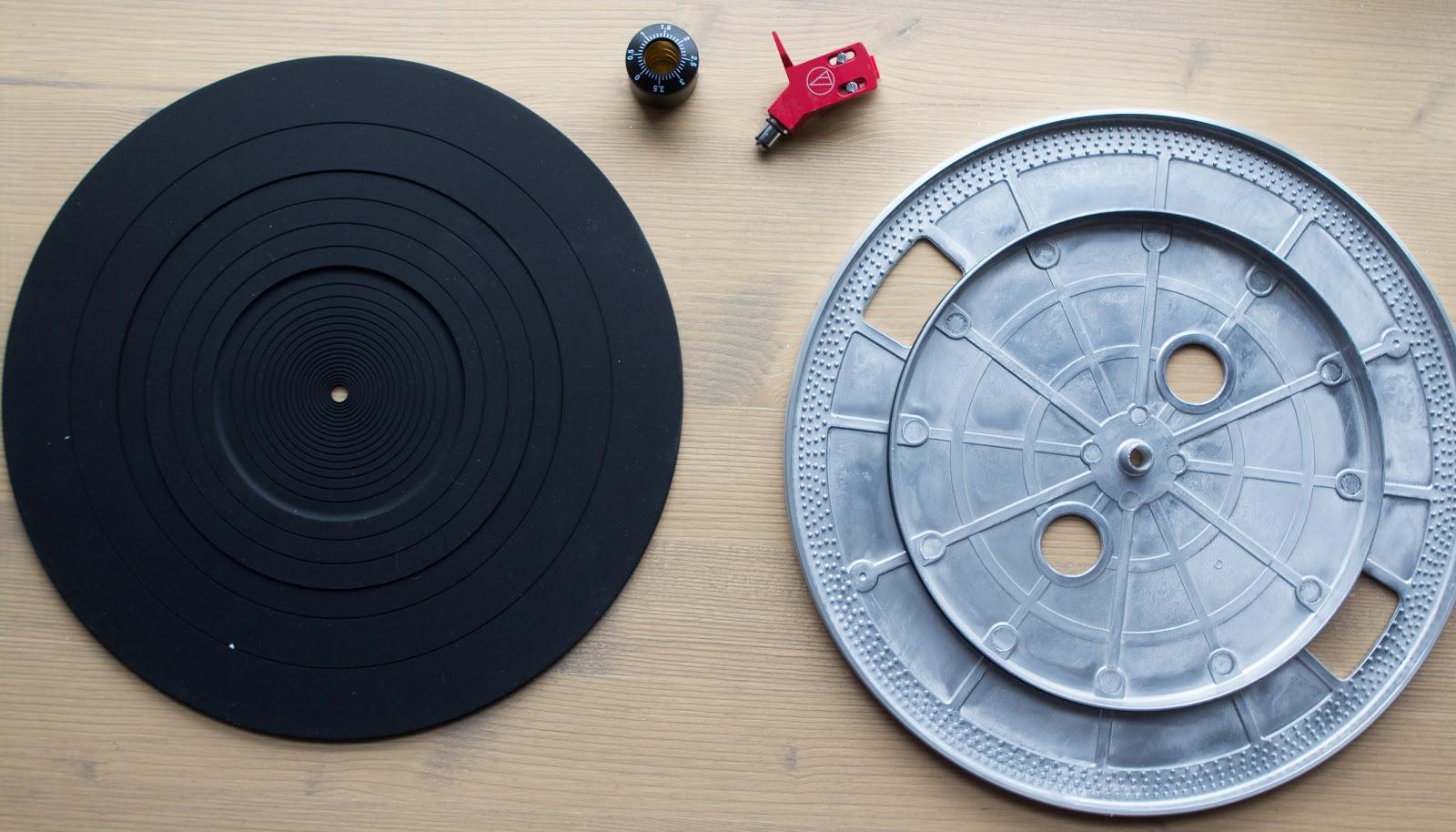 Господа, крутите винилы: проигрыватель Audio-Technica AT-LP3 - 11