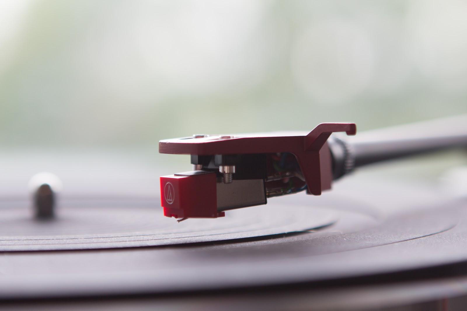 Господа, крутите винилы: проигрыватель Audio-Technica AT-LP3 - 19