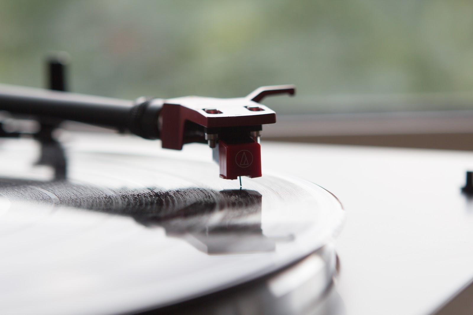 Господа, крутите винилы: проигрыватель Audio-Technica AT-LP3 - 22