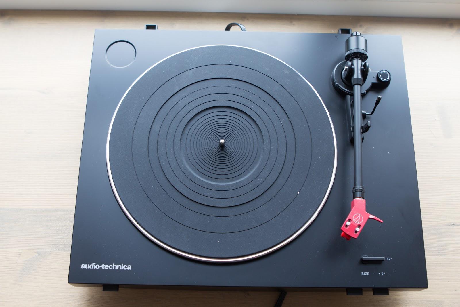 Господа, крутите винилы: проигрыватель Audio-Technica AT-LP3 - 6