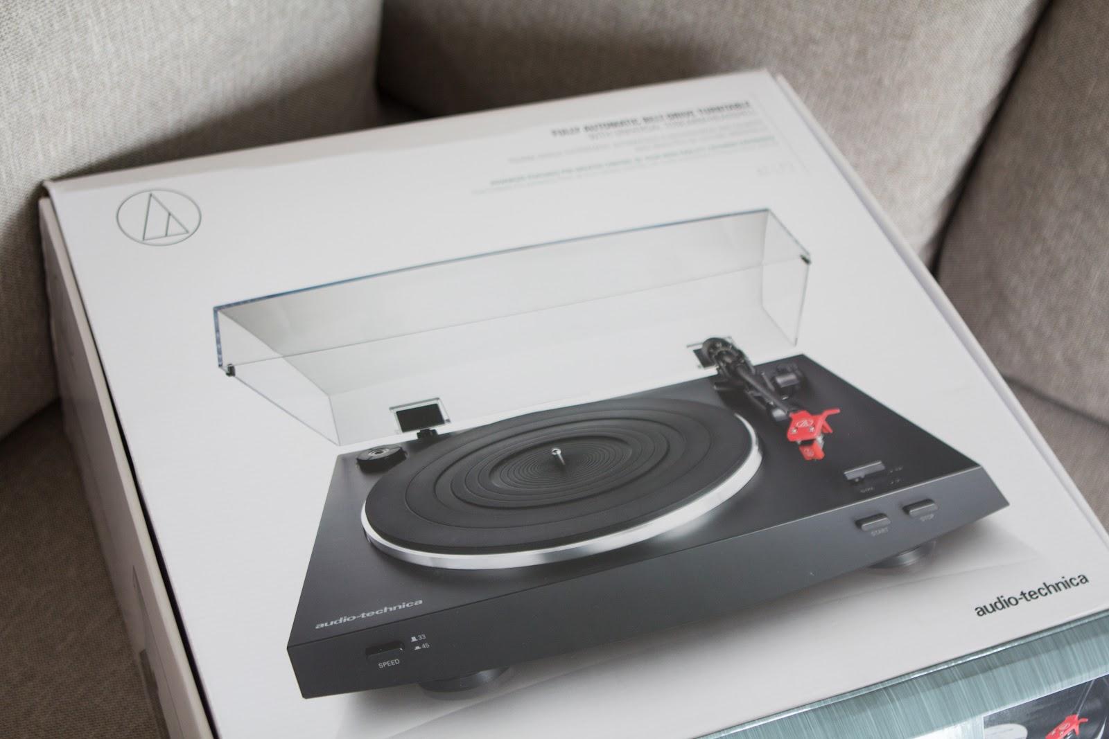 Господа, крутите винилы: проигрыватель Audio-Technica AT-LP3 - 8