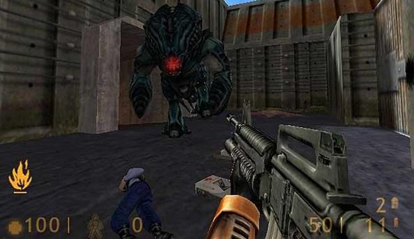 Интервью со сценаристом Half-Life Марком Лэйдлоу - 2